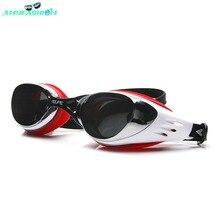 Anyfashion Men Women Anti Fog UV Protection Swimming Goggles Professional Electroplate Waterproof Swim Glasses