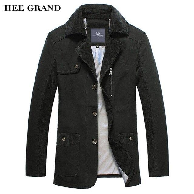 Hee Grand/Для Мужчин's Повседневное Пиджаки Лидер продаж костюм для отдыха мода Slim Встроенная Пиджаки Однобортный костюм Homme Размеры M-3XL MWX349