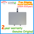 Genuine original trackpad para apple macbook pro 13 ''a1278 a1286 touchpad com cabo flex 2009 2010 2011 2012 versão