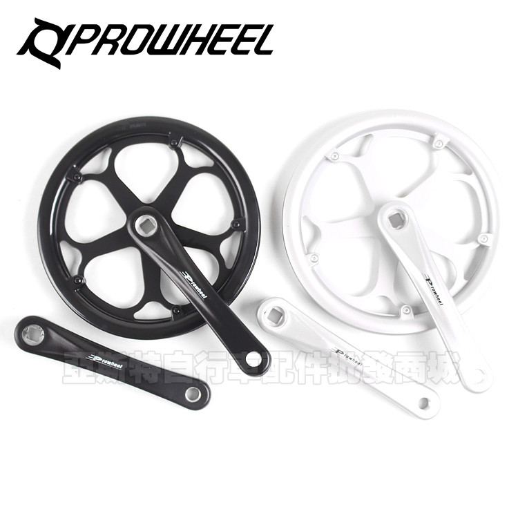 ORIGIN8 SINGLE SPEED 110//130mm 5-BOLT 42T SILVER ALLOY BICYCLE CHAINRING