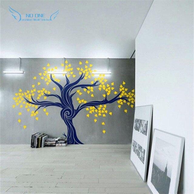 Enorme Grand Arbre Stickers Muraux Vinyle Autocollants Home Decor