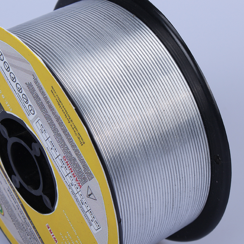 AWS A5.10 ER4043 Aluminum MIG Welding Wire Al-Si Alloy 0.5KG dia 0.8/1.0/1.2mm suitable for aluminum TIG MIG Welding only for aluminium wire 76zy 04 mig wire feeder motor feeding machine dc24 1 0 1 2mm 2 0 21m min 1pk mig mag welding machine