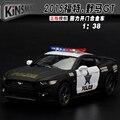 Высокая моделирования SWAT автомобиль, 1:36 Сплав вытяните назад игрушечных автомобилей, Ford Mustang GT, металлические игрушки, бесплатная доставка