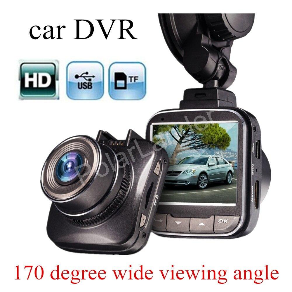 free shipping Novatek 96650 2.0'' inch LCD G50 Car DVR 1080P Full HD 170 Degree Wide Angle Car Camera Video Recorder