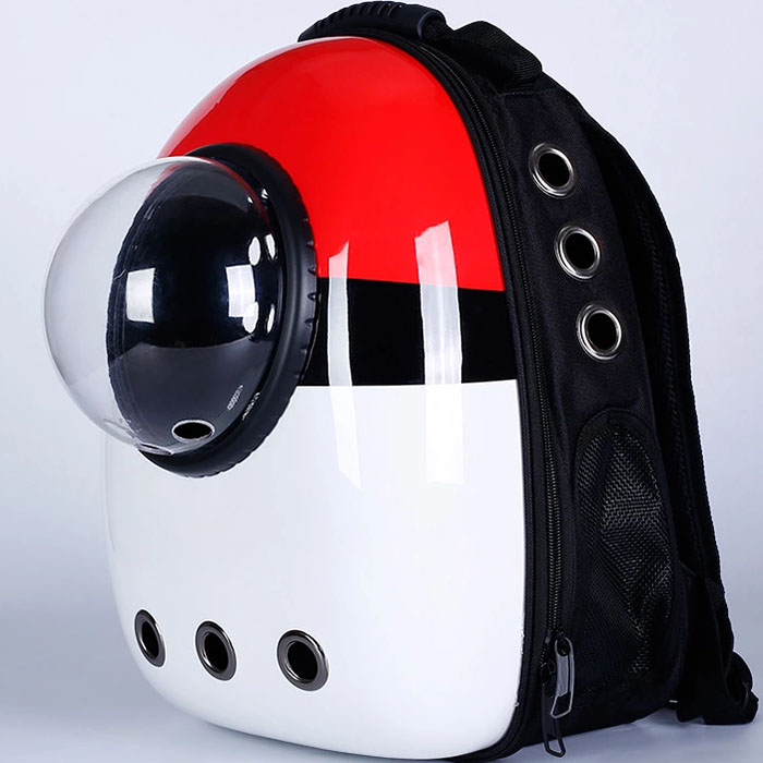 Astronaut Small Dog Backpack Carrier