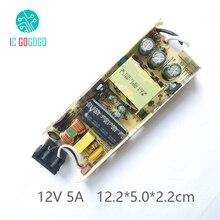5000MA AC DC 12 V 5A Voedingsmodule DC Spanningsregelaar Printplaat Voor Acbel Monitor LCD 100 240 V 50/60 HZ SMPS