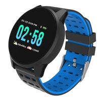Smart Watch Men'S Blood Pressure Heart Rate Ip67 Waterproof Fitness Tracker Clock Smart Watch For Ios Android Wearable Device
