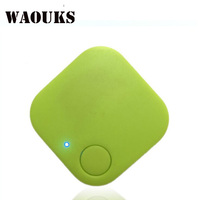 WAOUKS Intelligent Tracking Bluetooth Anti Theft Device Square Patch Finder Intelligent Anti Lost Alarm