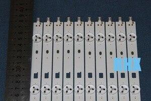 Image 4 - 10piece/lot  FOR Sony KDL 40W600B LED Backlight Strip A SAMSUNG 2013SONY40A 3228 05 REV1.0 130927   5piece A+ 5piece B