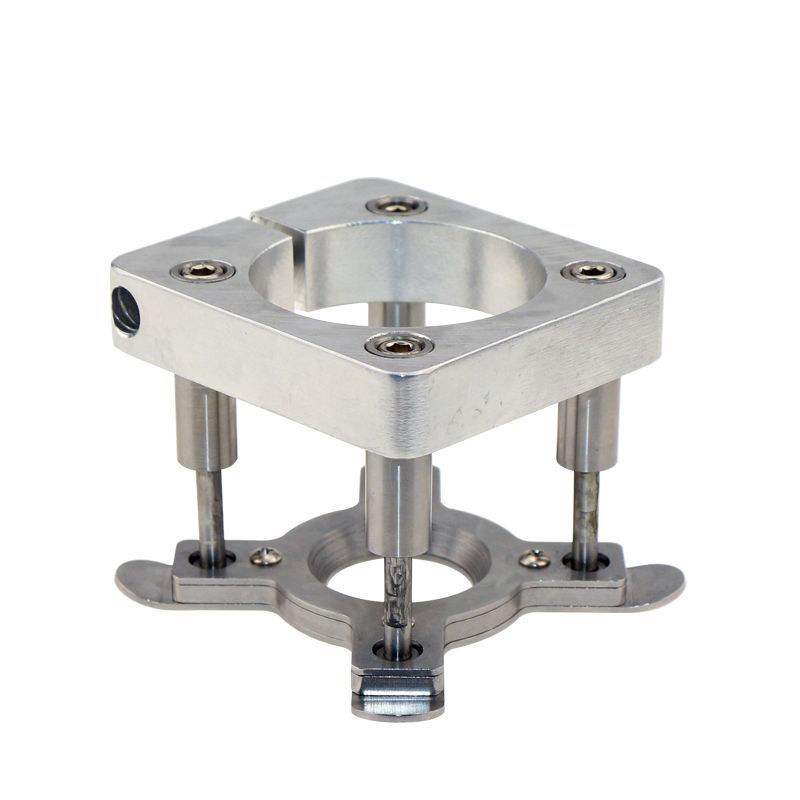 ФОТО Cheap China Dia 62mm Automatic Fixture Clamp Plate Device for CNC 1.2kw Spindle Motor 62mm-Fixture