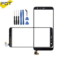 Touchscreen Sensor Touch Panel For Ulefone Mix 2 Wholesale Touch Screen Digitizer Front Glass Lens Replacement