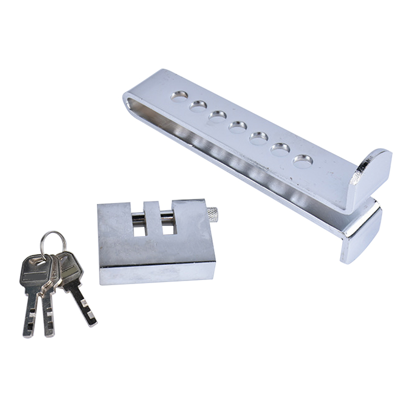 Reliable Truck Auto Anti-Theft Lock Alloy Steel Clutch Brake Security Lock Device Auto Car Clutch Brake Lock Theft Protection