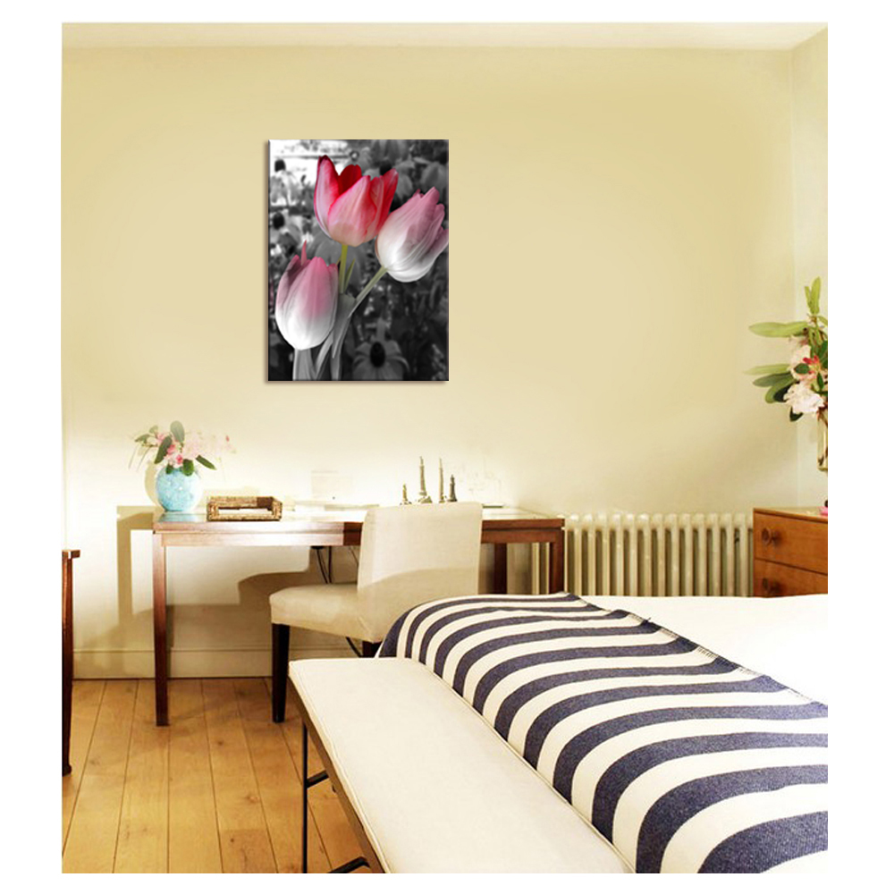 Fantastic Black And White Flower Wall Art Images - The Wall Art ...