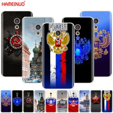 HAMEINUO russian flag eagle Cover phone Case for Me