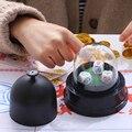 Neuheit Geschenke Trinken Spielzeug Gesellschaftsspiele Automatische Würfelbecher mit 5 stücke Würfel Trinken Spiel Nachtclub Bar KTV Brettspiele Familie spielzeug