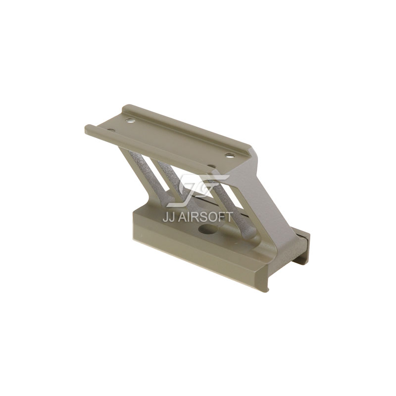TARGET F1 Mount for JJ Airsoft T1 / T-1 / T2 / T-2 / TARGET TR02 Red Dot (Tan)
