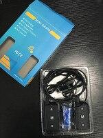 woki טוקי 2pcs צעצוע מכשיר הקשר מיני 16 ערוצים Leixen VV-109 רדיו דו כיווני Woki טוקי 1 ואט FRS קטנים גודל עבור מסעדה וגם ילדים (4)