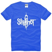 Rock Band Slipknot Hip Hop T Shirts Men Summer Short Sleeve O Neck Cotton Men S
