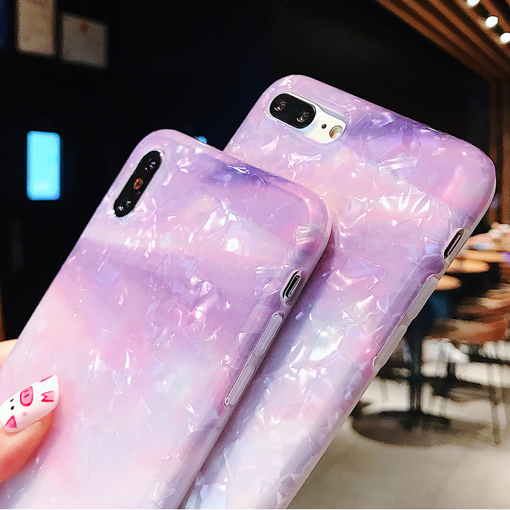 KIPX1120_3_JONSNOW Glitter Phone Case For iPhone X XR XS Max Cases Soft TPU Back Cover For iPhone 6S 6P 7 8 Plus Cover Case