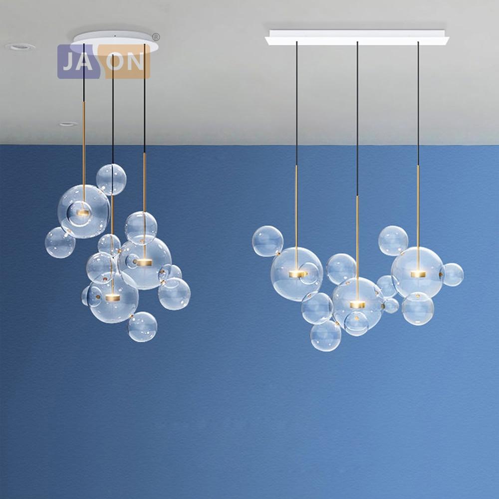 LED Nordic Iron Glass Mickey Designer LED Lamp LED Light Pendant Lights Pendant Lamp Pendant light