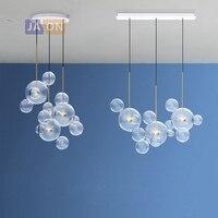 Светодиодный Nordic железа Стекло Микки конструктор светодиодный светильник светодиодный свет. подвесные светильники. подвесной светильник.