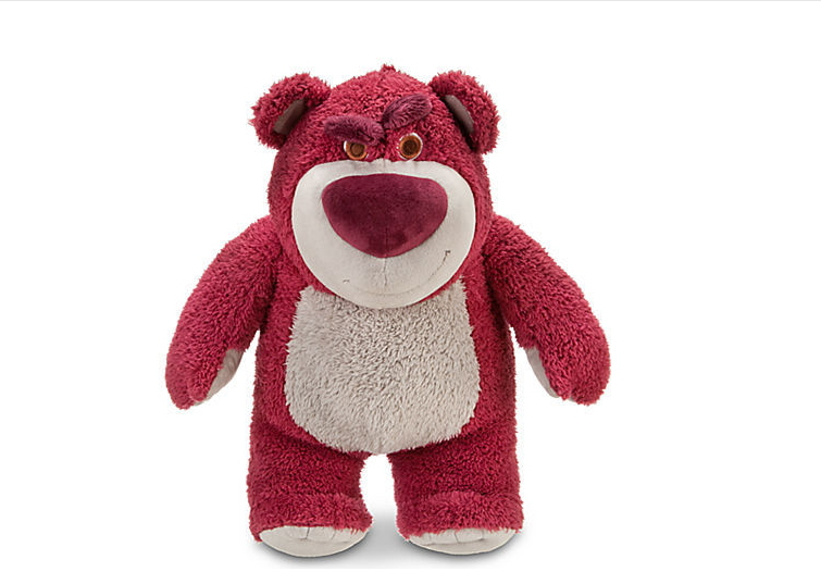 """Oso de fresa de peluche super suave BEAR con un dulce aroma de regalo. Amigos felices 15 """"/ 40cm de altura"""