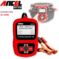 auto battery voltage meter  vehicle battery 12v analyzer ancel bst200 car battery load tester