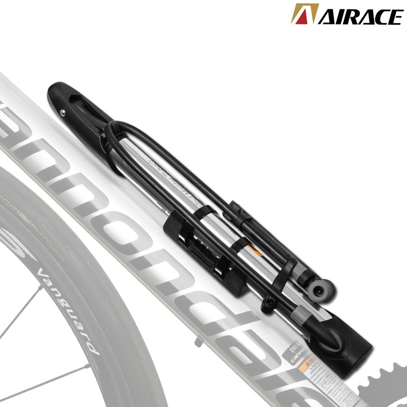 Portable Mini MTB Bike Bicycle Cycling Tire Pump Inflator Presta Schrader Valve