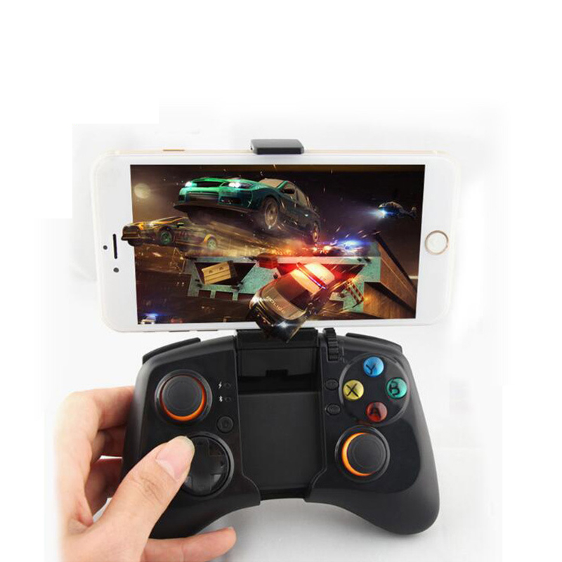 Bluetooth 3.0 Wireless Gamepad Gaming Controller Joystick For Android Smart Phone TV Box for PC Android Controller 100% Quality