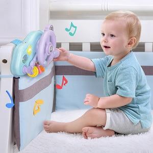 Image 2 - תינוק הגה מוסיקלי פעמון יד פיתוח חינוכי כלי נגינה צעצועים לילדים מתנה תינוק צעצועי 0 12 חודשים