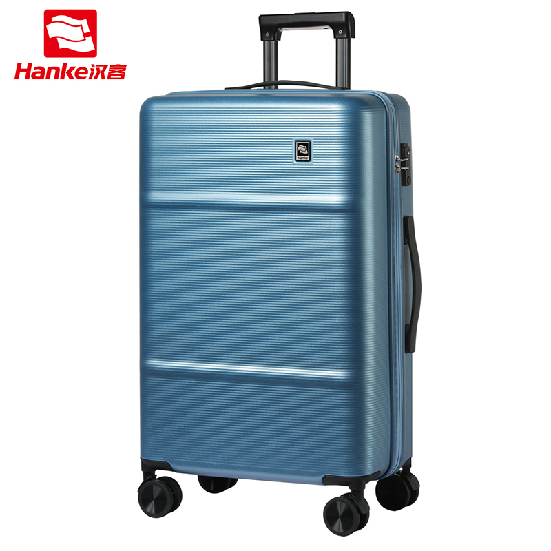 цена на Hanke TSA Lock Hardside Rolling Luggage Suitcase 20 Inch Female Women Spinner Trolley Carry-Ons Men Boarding Travel Case H9812
