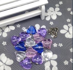 100 sztuk hurtownie śruba cap bend serca fiolka wisiorek Mini perfumy butelka oleju naszyjnik DIY kryształ wisiorek nazwa lub ryż art biżuteria