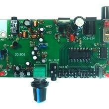 Высокая стабильность и высокая точность PLL FM приемная плата/полоса шума/стерео/плата радиоприемника