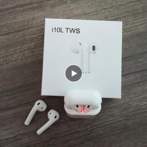 I10L TWS Mini Wireless Bluetooth Earphone Earbuds with Wireless Charging Box Mic for Iphone7,8,X Samsung Android XiaomiI10L TWS Mini Wireless Bluetooth Earphone Earbuds with Wireless Charging Box Mic for Iphone7,8,X Samsung Android Xiaomi