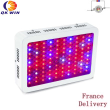France warehouse delivery 1000W Led hydro grow light 100x10W high power double chip led hydroponics light system full spectrum france shipping qkwin 1000w led grow light 100x10w with double chip 10w full spectrum led grow light for indoor plants