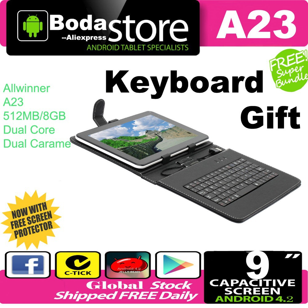Free Shipping Boda Tablet 9