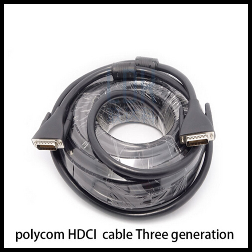 Polycom 2457-23180-010 HDCI Eagle Eye Camera Cable 10M New