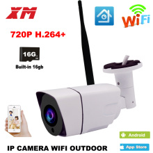 H.264+ IP Camera WIFI 720P Outdoor Security Surveillance System P2P Phone Remote 1.0MP Wireless Video Surveillance Camera