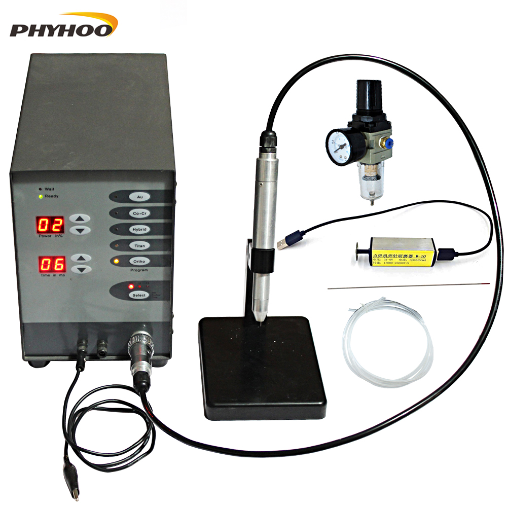 Stainless Steel Spot Laser Welding Machine Automatic Numerical Control Touch Pulse Argon Arc Welder For Soldering Jewelry