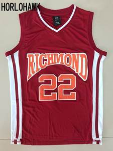 b660b1ca693 Double Stitched Jersey Color Red Size S-XXL Men's Timo Cruz 22 Richmond  Oilers Home