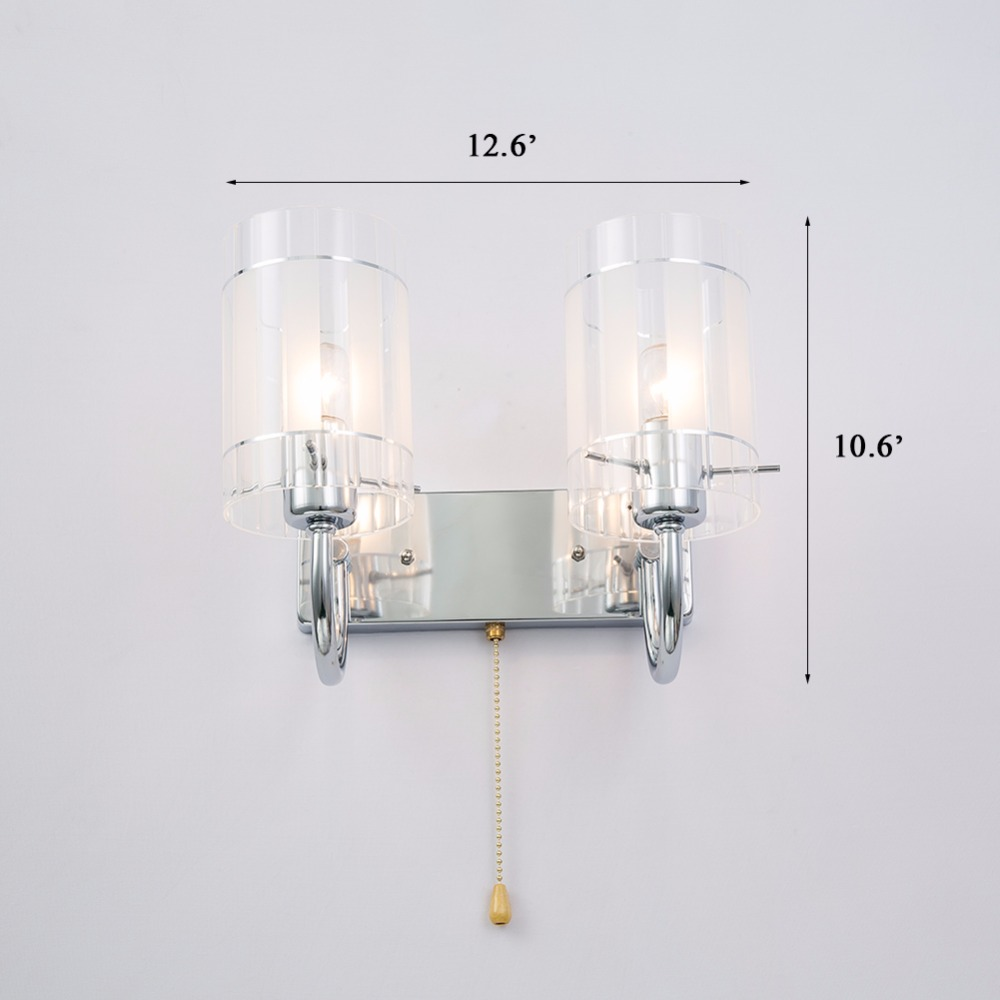 JIFENGCHENG Modern Sconce Wall Lights Bedside Lamp E27 Led Wall Lamp Luminaria Wall Sconce Indoor Lighting Wall Mount Light