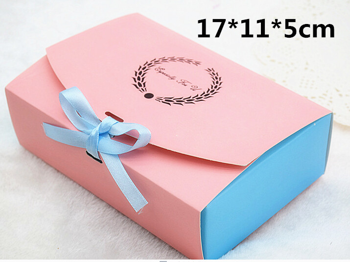 Alice10pcs Lot Paper Pink Boxes For Chocolates Cupcake Cake Box Gift Cardboard In Bags Wrapping Supplies From Home Garden On