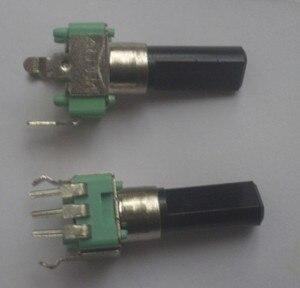 ALPHA B5K B10K A20k B20K B50K A10K B100K único potenciômetro de conexão.