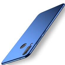 Ultra Slim Phone Case For Huawei Y6 Y5 Prime 2018 P20 P9 P10 Mate 10 Li