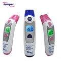 Puente Láser Digital Medidor de Temperatura Infrarrojo Termómetro bebé Adultos Oído de La Frente Sin Contacto Medición termometro TEPMOMETP