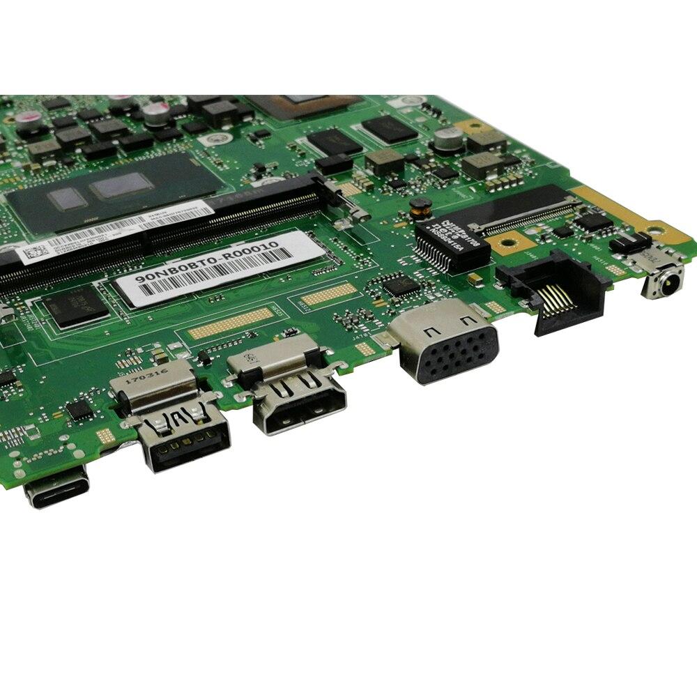 X456UR X456UQ X456UB A456U Laptop mainboard 4G