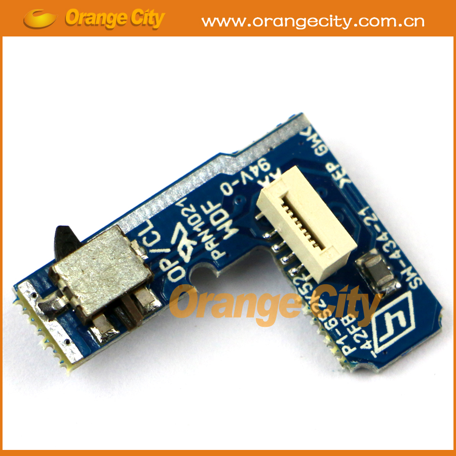 ChengChengDianWan 2pcs/lot 70000 On Off Power Reset Switch Board NEW Power Reset Switch PCB 70000X For PS2 Slim