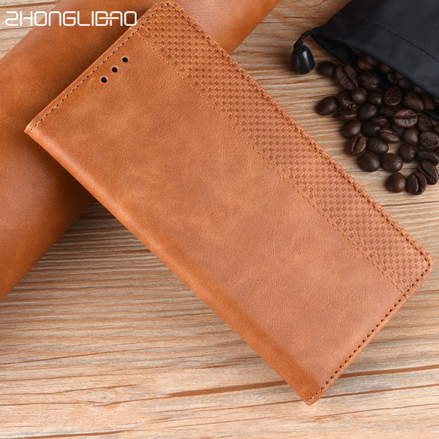 Luxury Leather Flip Card Walle Case for Samsung Galaxy A50 A70 A7 A9 2018 A40 A30 A10 A20E A60 J4 J6 Plus Magnetic Book Cover in Flip Cases from Cellphones Telecommunications
