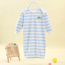 2016 Striped Cotton Special Offer Dobby Soft Handmade Mermaid Tail Blanket Wavy Section Children Sleeping Robe Double 73-100cm