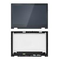 LP133WH2 SPB1 светодио дный ЖК дисплей Сенсорный экран в сборе с рамкой для Dell 13 7347 7348 7357 P57G 0RFF64 0W6TN0 0XP2FH